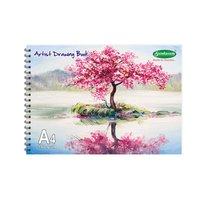 Sundaram Artist Drawing Book - A4 - 100 Pages(D-11)