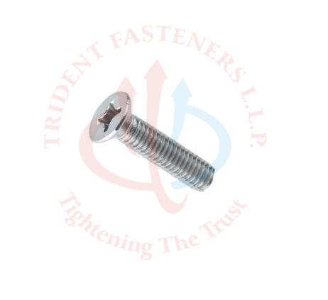 CSK Phillips Head Screw