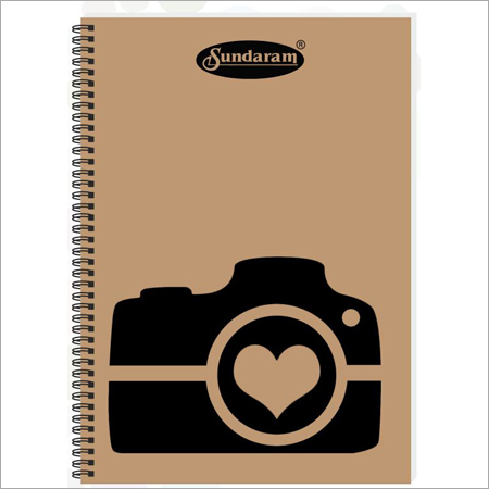 Sundaram A/6 Sketch Book - 100 Pages (D-13)