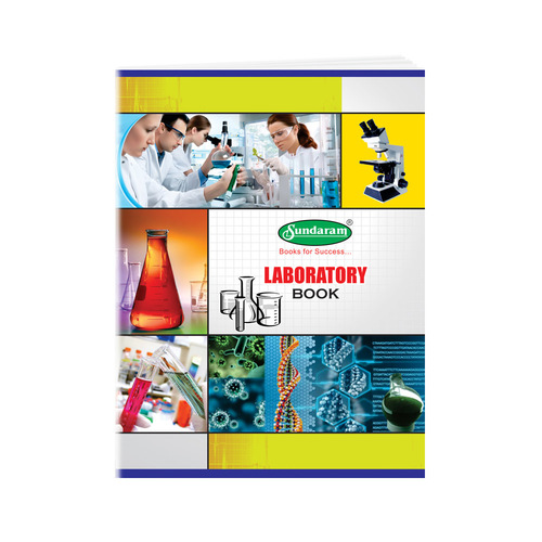 170 Pages Laboratory Book - Small