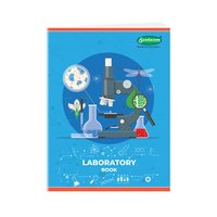74 Pages Laboratory Book Big