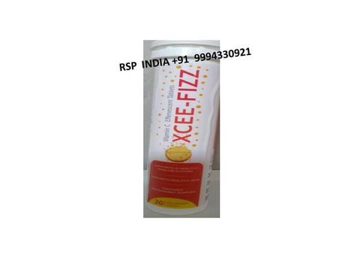 Xcee-fizz Vitamin C Tablets