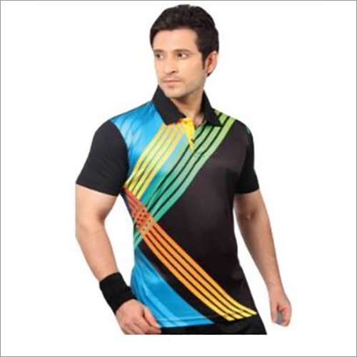 Mens Printed Sports T-Shirts