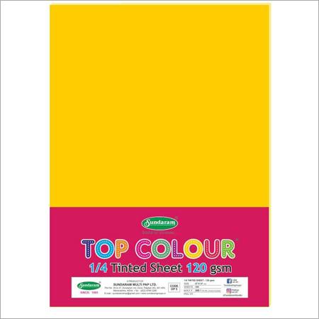 100 Sheets Tinted Sheet 14