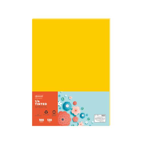 Sundaram Tinted Sheet 1/4 - 100 Sheets (OP-5)