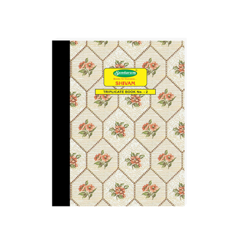 2 No Triplicate Book