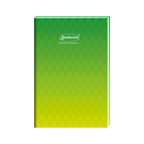 288 Pages C Ruled Register (4 Quire)