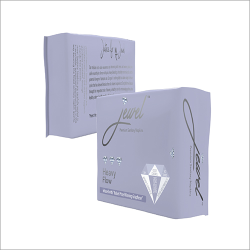 Heavy Flow Sanitary Napkins