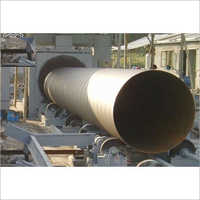 Steel Pipe Hot Blasting Machine