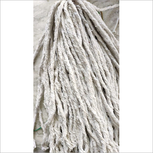 White Cotton Mop Refill