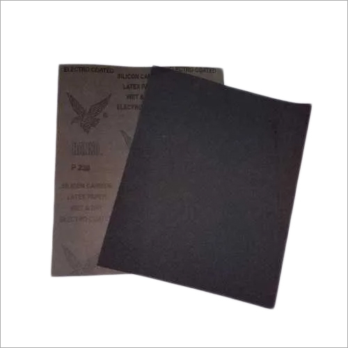 Wet and Dry Abrasive sheet
