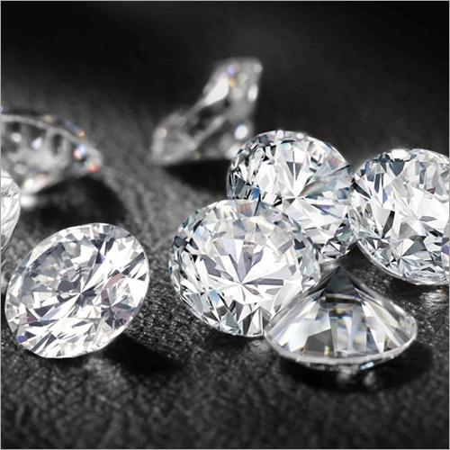 Transparent Lab Grown Diamond