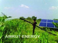 Automatic Solar Power Water Pump