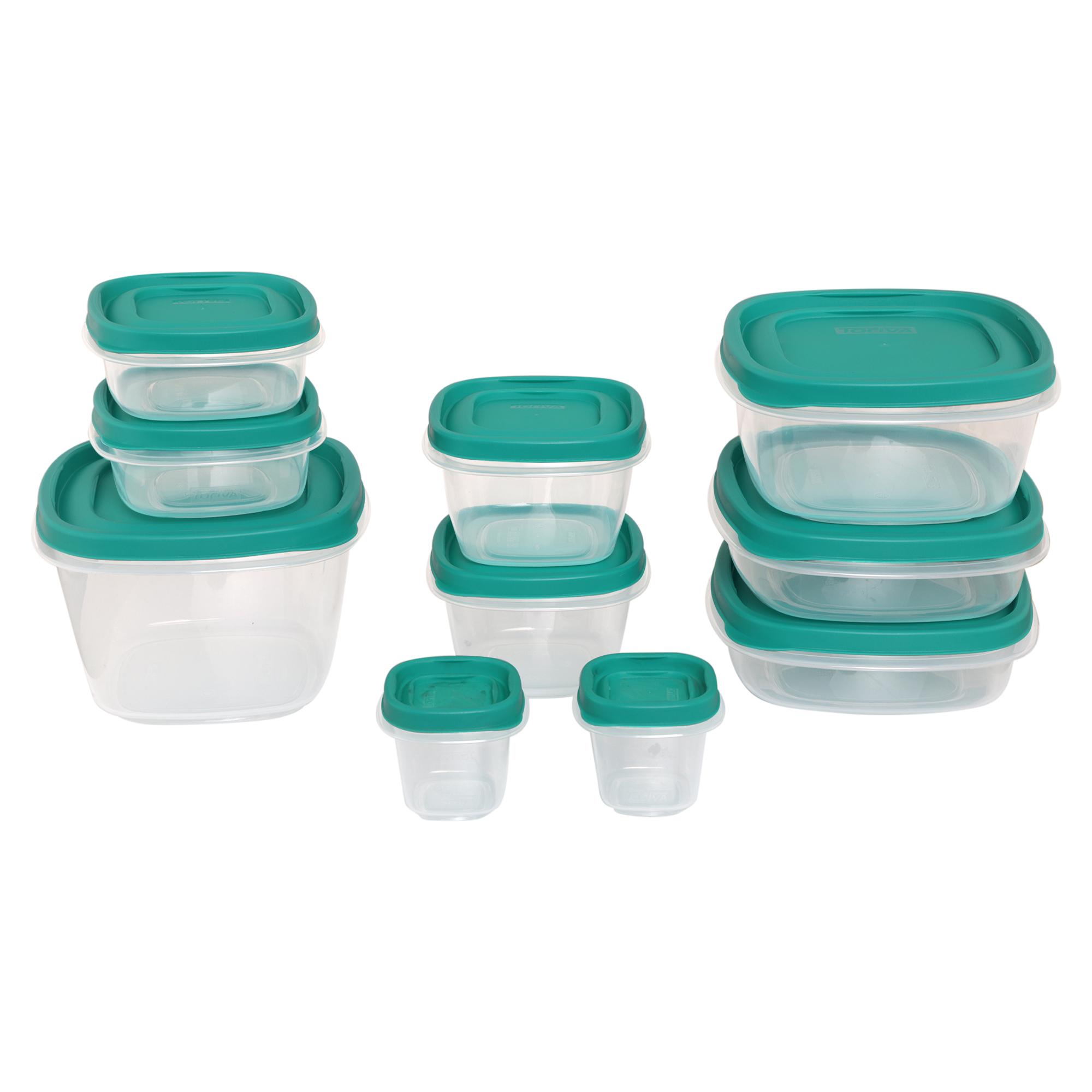 Plastic Container Set of 10pcs