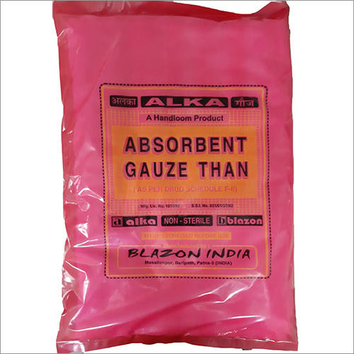 Absorbent Medical Gauze