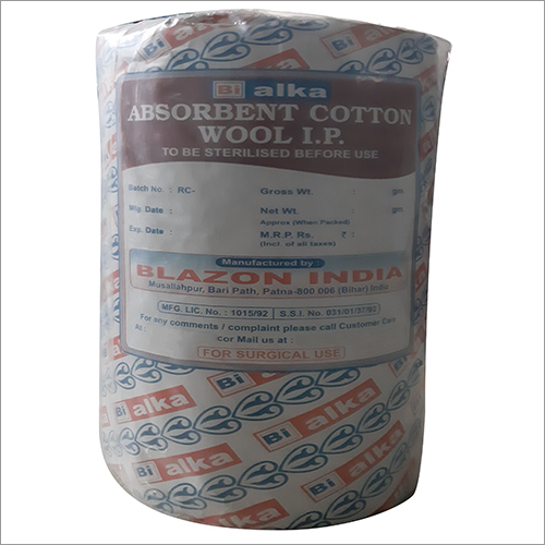 Absorbent Cotton Wool Gauze