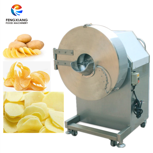 Large Type Potato Chips  Cutter French Fries Machine