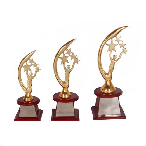 Award Brass Trophy