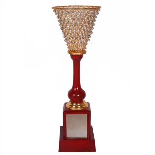 Sports Brass Trophy