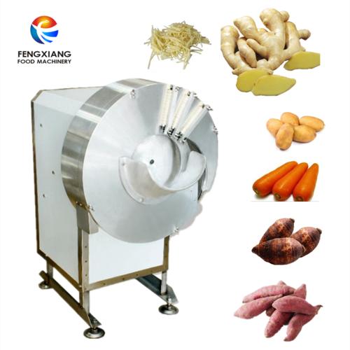 FC-501 Potato Chips cutter Ginger Bamboo Slicer Machine