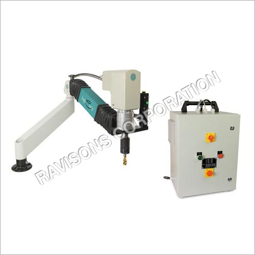 Articulated Arm Electric Tapping Machine
