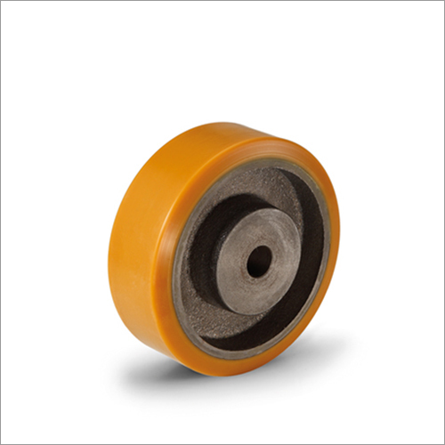 Mould-on Polyurethane Wheels