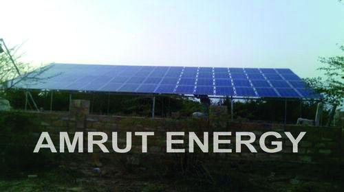 AMRUT 10 HP Solar Pump