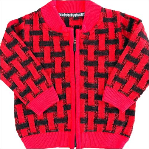 Kids Zipper Sweater