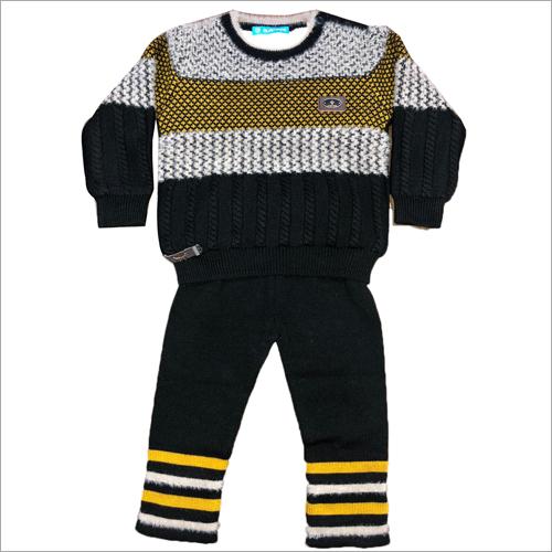 Kids Woolen Fancy Winter Set