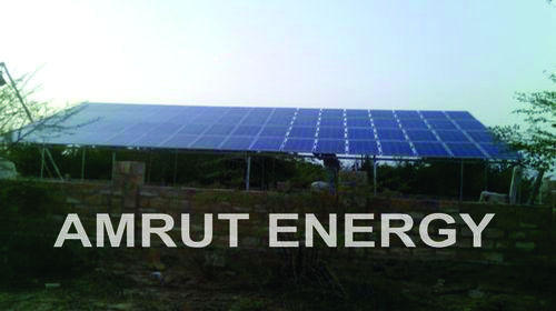 Amrut 10 HP Solar Pump