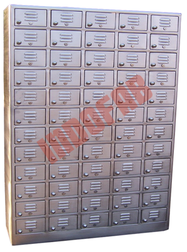 Stainless Steel Shoe Lockers