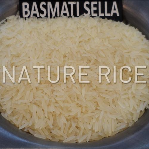 Traditional White Sella Basmati Rice