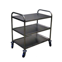 Stainless Steel Multipurpose Trolley