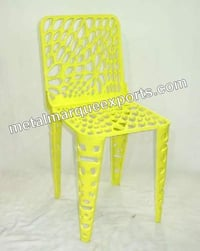Aluminium Powder Coated Garden Chair