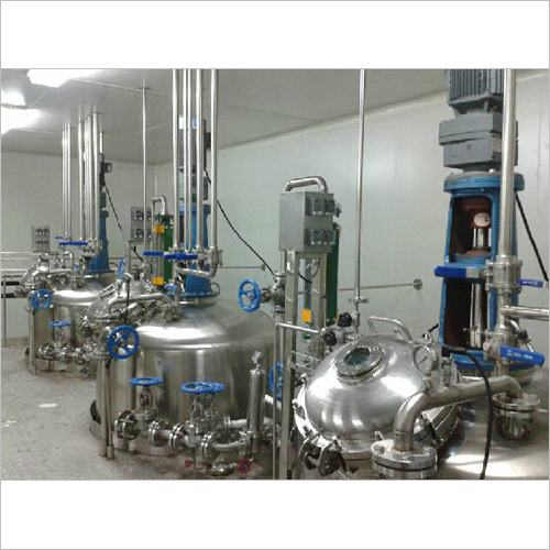 Production Scale Stainless Steel Bio Reactor