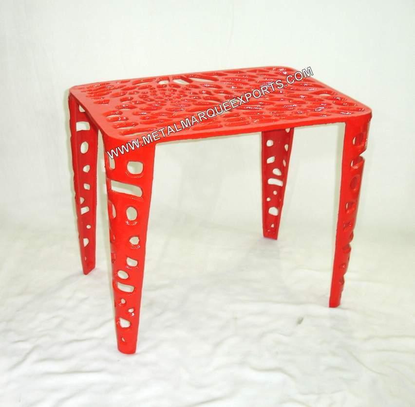 Aluminium Powder Coated Garden Chair