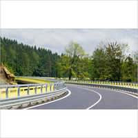 Metal Crash Barriers (Guardrails)