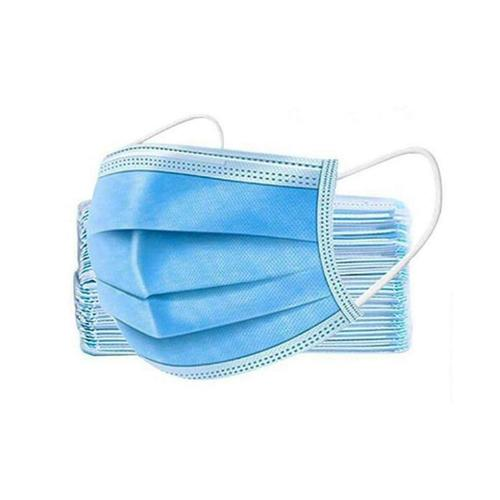 Blue 3Ply Disposable Mask