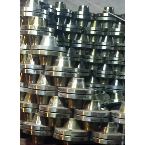 weldings neck flanges