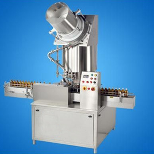 Ropp And Screw Capping Machine
