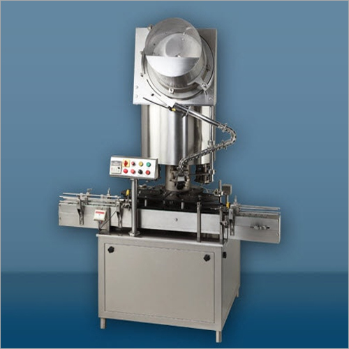Pharmaceutical Ropp And Screw Capping Machine