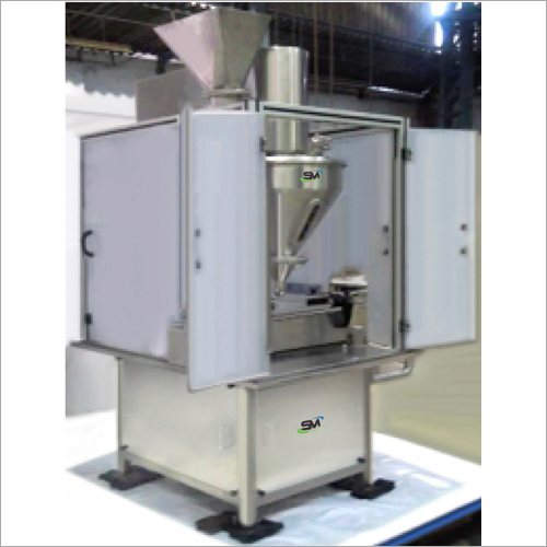 Servo Augur Type SMPPF-30 Automatic Dry Syrup Powder Filling Machine