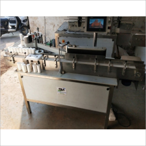 Pharmaceutical Sticker Labeling Machine