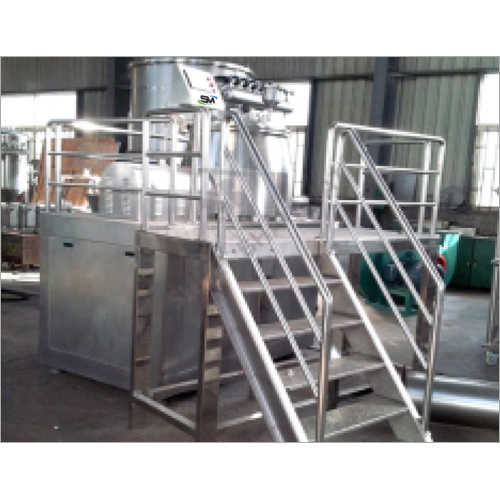 25 Ltr CGMP Stainless Steel and Mild Steel Automatic Rapid Mixer Granulator