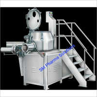 Pharmaceutical Rapid Mixer Granulator