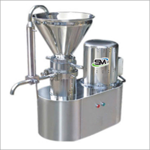 Mini Colloid Mill With 3 HP Motor With Contact Parts SS 316 and Non Contact Parts(SS 304)