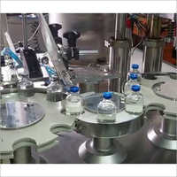 Liquid Vial Filling Line