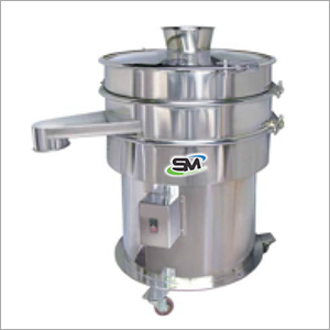 Vibro Sifter 20 With SS 316 Contacts Parts & Non Contact Parts Of SS 304 With Caster Wheel