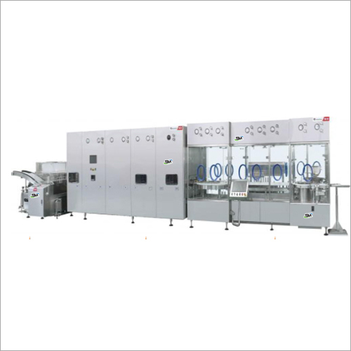 Injectable Vial Filling Machine Line