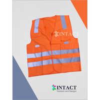 Safety Orange Jacket